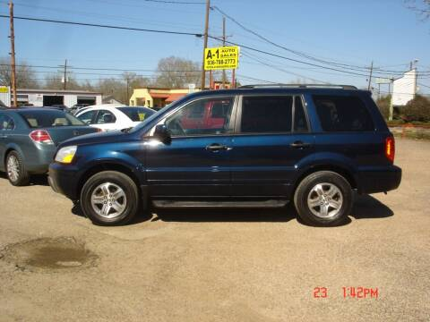 2004 Honda Pilot for sale at A-1 Auto Sales in Conroe TX