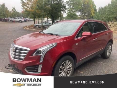 2019 Cadillac XT5 for sale at Bowman Auto Center in Clarkston MI