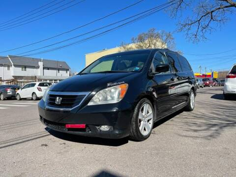 2008 Honda Odyssey for sale at Kapos Auto, Inc. in Ridgewood, Queens NY