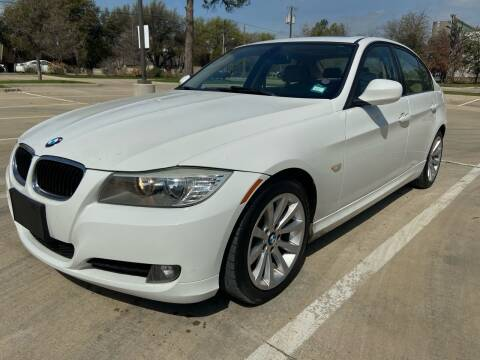 2011 BMW 3 Series for sale at Safe Trip Auto Sales in Dallas TX