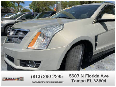 2011 Cadillac SRX for sale at Drive Now Motors USA in Tampa FL
