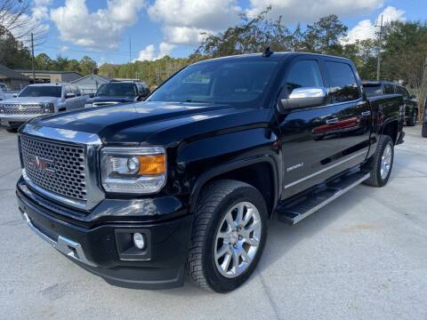 2015 GMC Sierra 1500 for sale at Auto Class in Alabaster AL