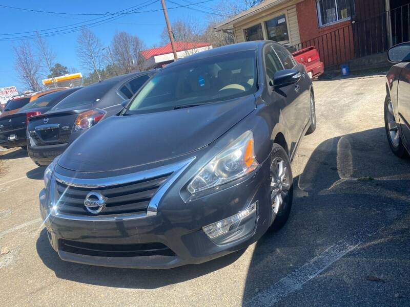 2015 Nissan Altima for sale at Copeland's Auto Sales in Union City GA