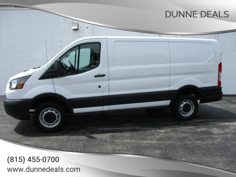 2016 Ford Transit Cargo for sale at Dunne Deals in Crystal Lake IL