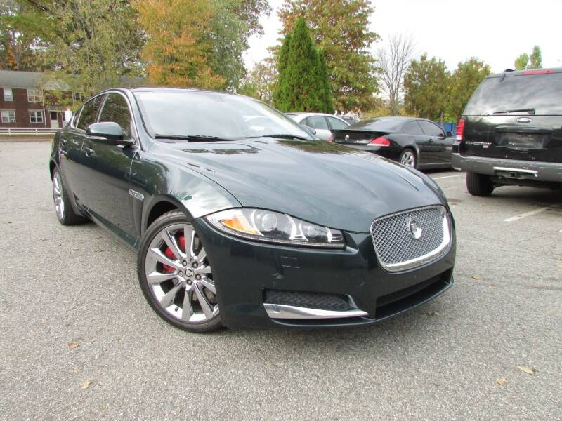 2013 Jaguar XF 3.0 4dr Sedan - Linden NJ