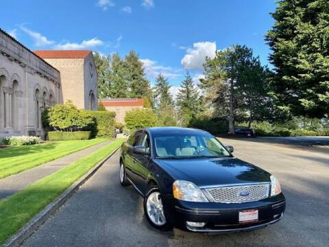 2007 Ford Five Hundred for sale at EZ Deals Auto in Seattle WA