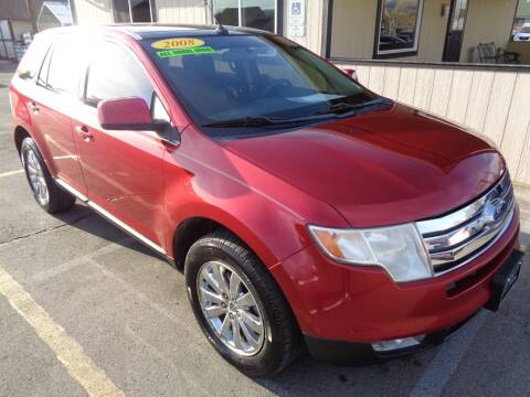 2008 Ford Edge for sale at BBL Auto Sales in Yakima WA