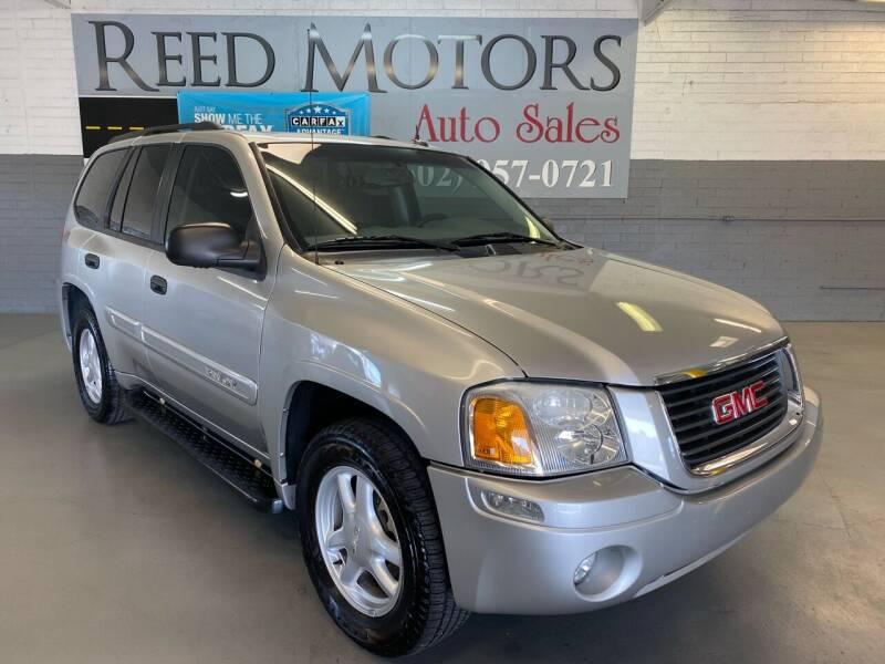 2005 GMC Envoy for sale at REED MOTORS LLC in Phoenix AZ