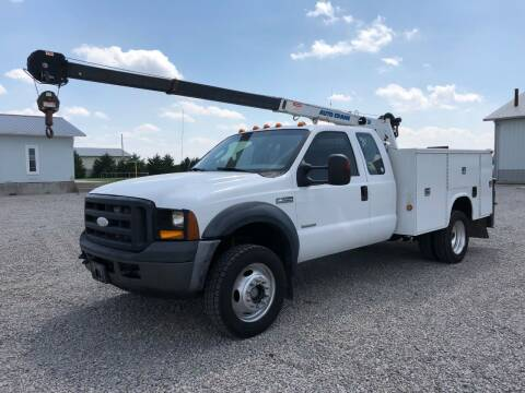 2007 Ford F-550 Super Duty for sale at B&R Auto Sales in Sublette KS