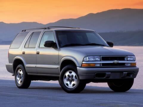 2003 Chevrolet Blazer for sale at Sundance Chevrolet in Grand Ledge MI