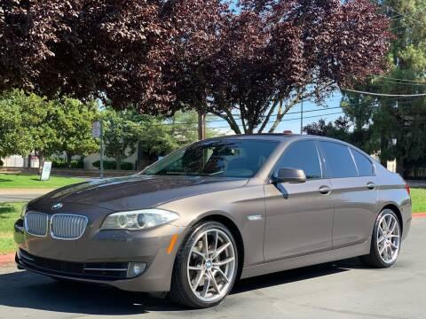 2012 BMW 5 Series for sale at AutoAffari LLC in Sacramento CA