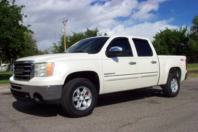 2012 GMC Sierra 1500 for sale at Park N Sell Express in Las Cruces NM