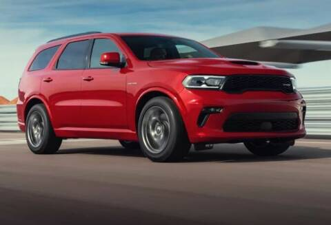 2021 Dodge Durango for sale at Diamante Leasing in Brooklyn NY