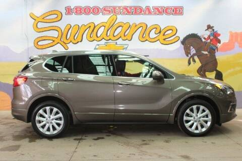 2018 Buick Envision for sale at Sundance Chevrolet in Grand Ledge MI