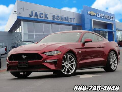 2018 Ford Mustang for sale at Jack Schmitt Chevrolet Wood River in Wood River IL
