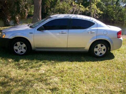 2008 Dodge Avenger for sale at Bargain Auto Mart Inc. in Kenneth City FL