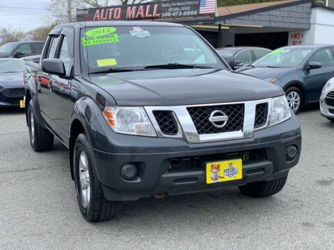 2012 Nissan Frontier for sale at Milford Auto Mall in Milford MA