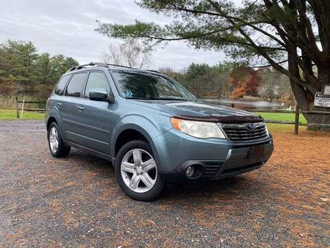 2009 Subaru Forester for sale at Deals On Wheels LLC in Saylorsburg PA