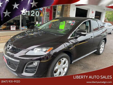 2010 Mazda CX-7 for sale at Liberty Auto Sales in Elgin IL