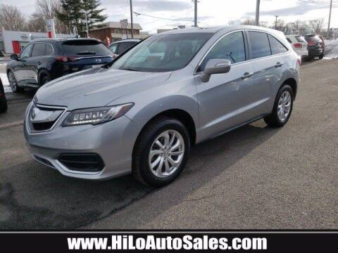 2018 Acura RDX for sale at Hi-Lo Auto Sales in Frederick MD