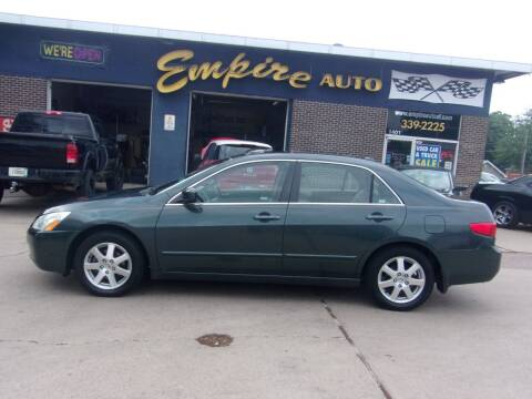 2005 Honda Accord for sale at Empire Auto Sales in Sioux Falls SD