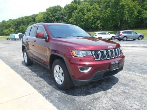 2017 Jeep Grand Cherokee for sale at Maczuk Automotive Group in Hermann MO