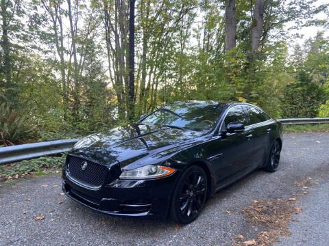2011 Jaguar XJ for sale at Maharaja Motors in Seattle WA
