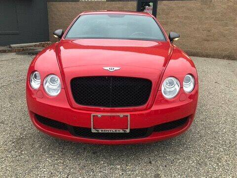 2006 Bentley Continental for sale at MICHAEL'S AUTO SALES in Mount Clemens MI