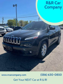 2014 Jeep Cherokee for sale at R&R Car Company in Mount Clemens MI