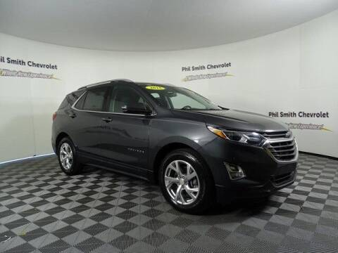 2018 Chevrolet Equinox for sale at PHIL SMITH AUTOMOTIVE GROUP - Phil Smith Chevrolet in Lauderhill FL