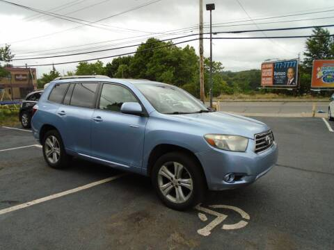 2008 Toyota Highlander for sale at Gemini Auto Sales in Providence RI