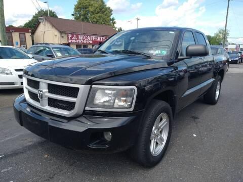 2008 Dodge Dakota for sale at P J McCafferty Inc in Langhorne PA