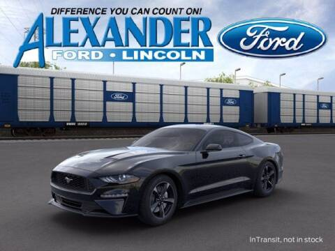 2021 Ford Mustang for sale at Bill Alexander Ford Lincoln in Yuma AZ
