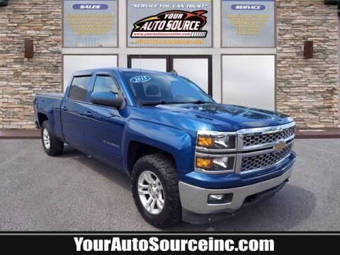 2015 Chevrolet Silverado 1500 for sale at Your Auto Source in York PA