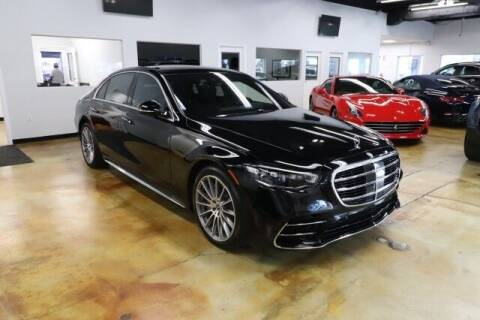 2021 Mercedes-Benz S-Class for sale at RPT SALES & LEASING in Orlando FL