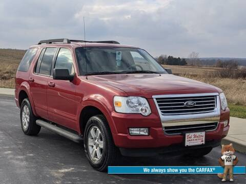 2010 Ford Explorer for sale at Bob Walters Linton Motors in Linton IN