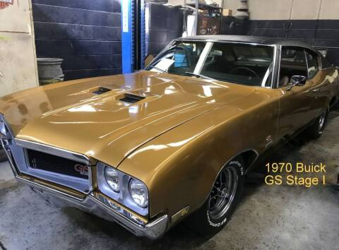 1970 Buick Gran Sport for sale at Black Tie Classics in Stratford NJ