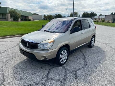 2005 Buick Rendezvous for sale at JE Autoworks LLC in Willoughby OH