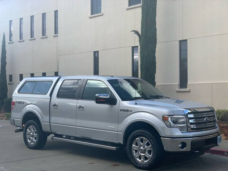 2014 Ford F-150 for sale at Auto King in Roseville CA