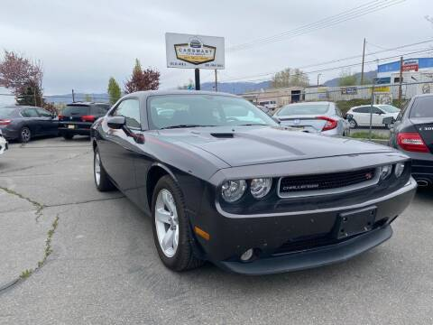 2013 Dodge Challenger for sale at CarSmart Auto Group in Murray UT