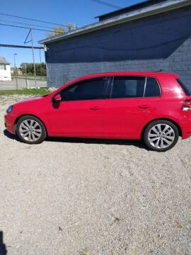 2012 Volkswagen Golf for sale at STAR CITY PRE-OWNED in Morgantown WV