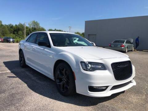 2020 Chrysler 300 for sale at Vance Fleet Services in Guthrie OK