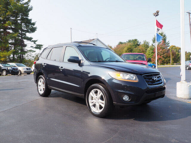 2011 Hyundai Santa Fe for sale at Patriot Motors in Cortland OH