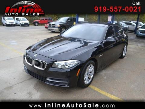 2015 BMW 3 Series for sale at Inline Auto Sales in Fuquay Varina NC