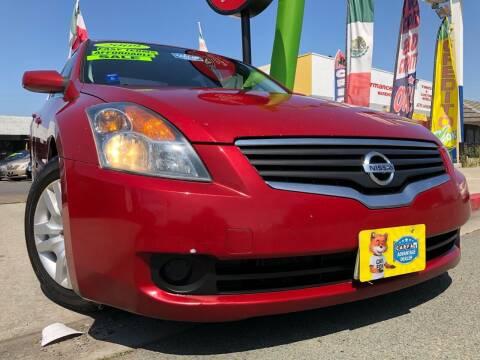 2009 Nissan Altima for sale at Auto Express in Chula Vista CA