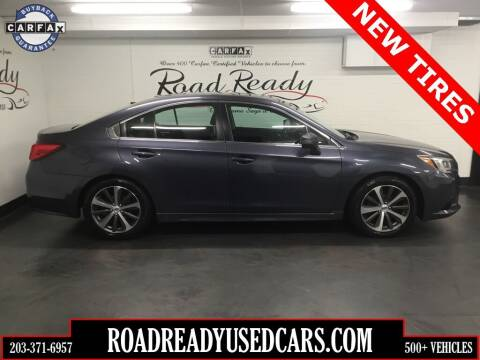2015 Subaru Legacy for sale at Road Ready Used Cars in Ansonia CT