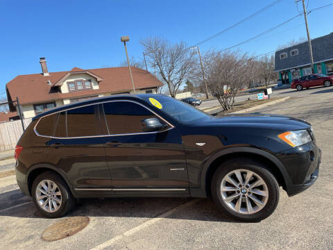 2013 BMW X3 for sale at Magana Auto Sales Inc in Aurora IL