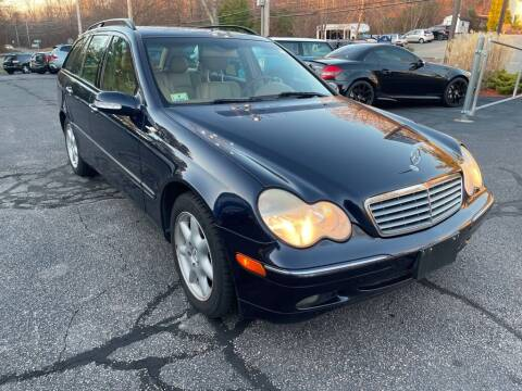 2004 Mercedes-Benz C-Class for sale at Premier Automart in Milford MA