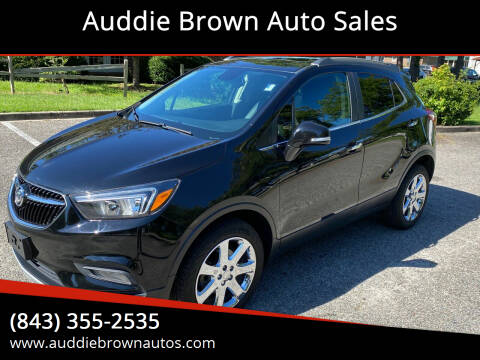 2017 Buick Encore for sale at Auddie Brown Auto Sales in Kingstree SC