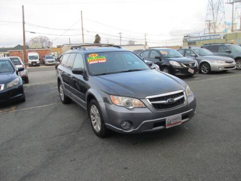 2009 Subaru Outback for sale at Omega Auto & Truck Center, Inc. in Salem MA